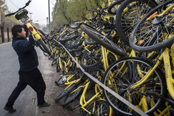 China's Bike-Sharing Disaster – YouTube