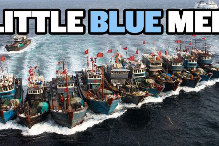 China's Hidden Navy: The Maritime Militia – YouTube
