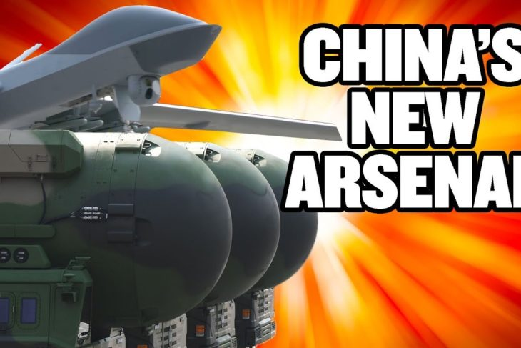 China Reveals 9 New Weapons Systems in Beijing – YouTube