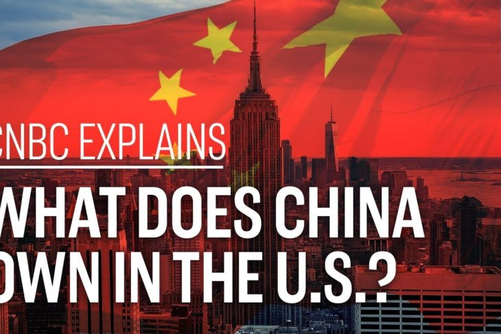 What does China own in the U.S.? | CNBC Explains – YouTube