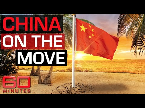 Investigation: Why is China on the move in the South Pacific? | 60 Minutes Australia – YouTube
