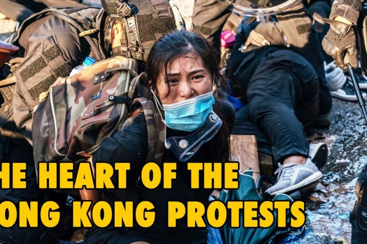 An Inside Look into the Hong Kong Protests & Uprising (w/ Joseph Cheng) – YouTube