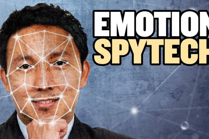 China's Scary 'Emotion Recognition' Spytech – YouTube