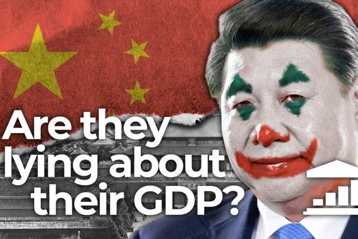Is CHINA LYING about it's GDP growth? – VisualPolitik EN – YouTube