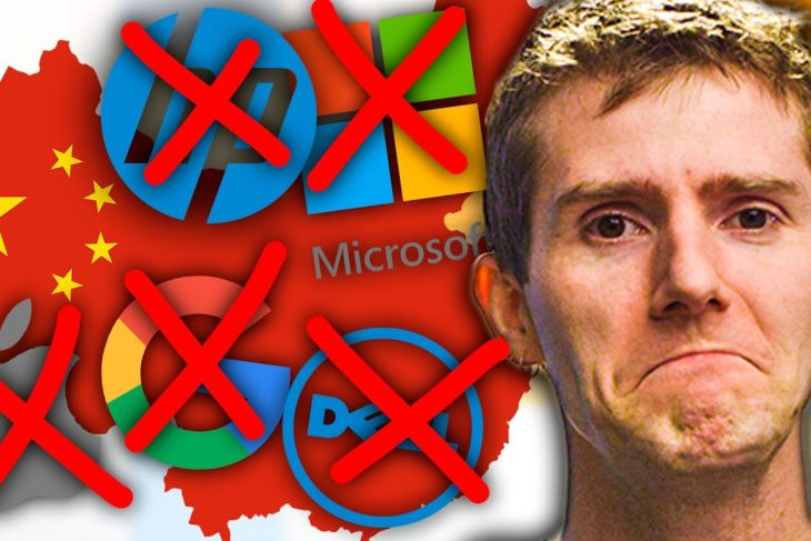 US Computers CANCELLED by China!? – YouTube