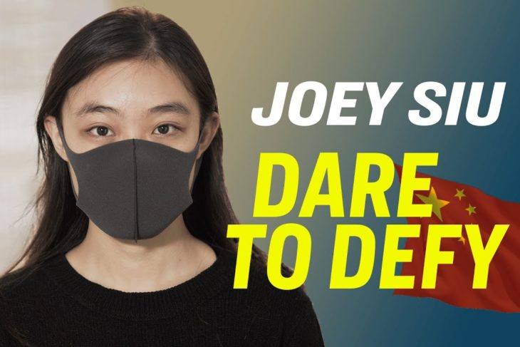 Communist China Threatens Not Just Hong Kong, But All Free Nations—20-Yr-Old Activist Joey Siu – YouTube