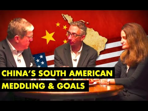 How China Meddles in Latin America (w/ Dee Smith, Elizabeth Economy, & Christopher Sabatini) – YouTube