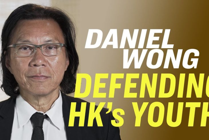 Hong Kong's Youth Are Fighting For All Of Us—Lawyer Daniel Wong | American Thought Leaders – YouTube