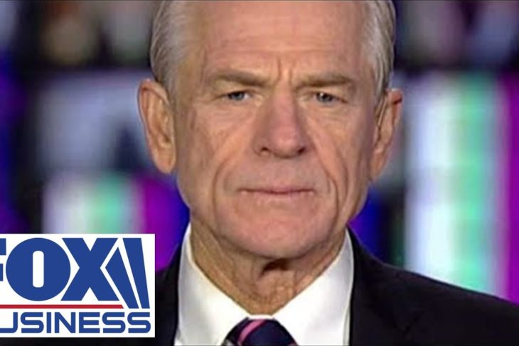 Peter Navarro is confident US will be able to enforce China trade deal – YouTube