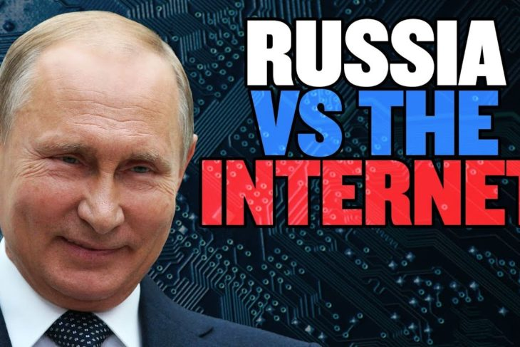 Russia's and China's Plan to Stop Free Speech on the Internet – YouTube