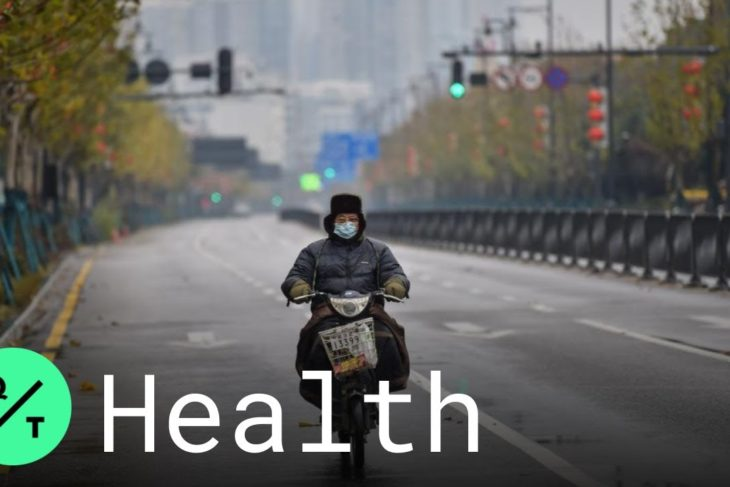 China Virus: Wuhan Resident Drives Through Coronavirus Epicenter