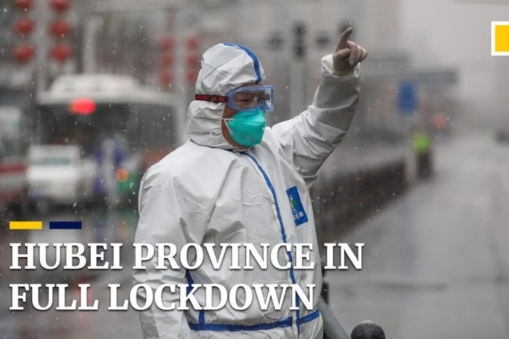 China's Hubei province in full lockdown to combat coronavirus outbreak