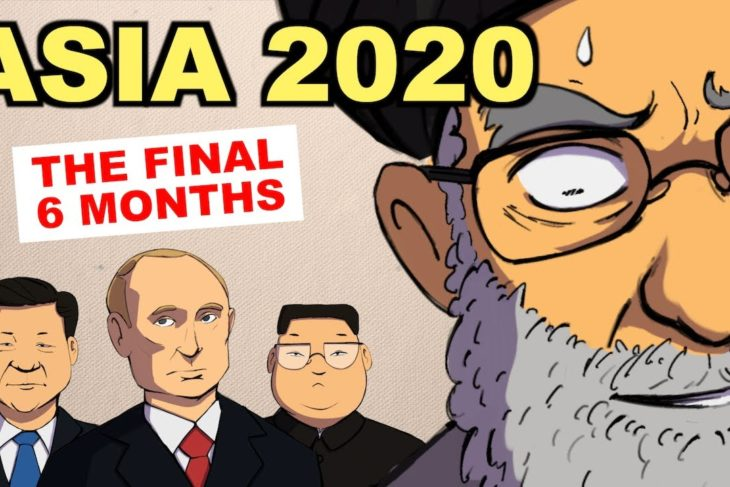 This Is How Asia Will End in 2020