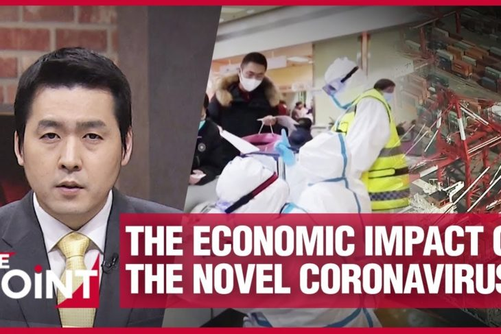 What is the economic impact of the novel coronavirus on South Korea?
