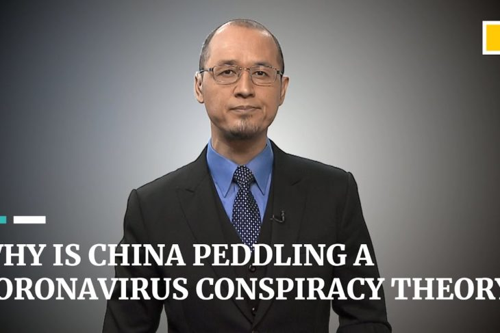 Why is China peddling a coronavirus conspiracy theory?