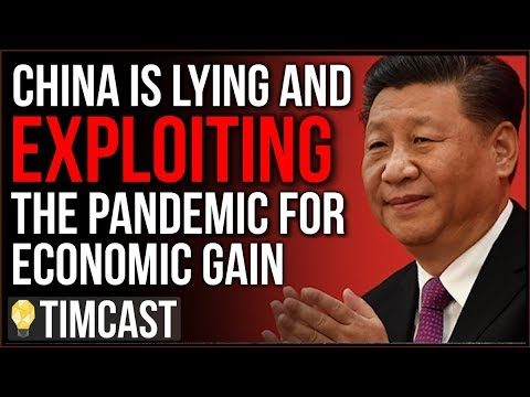 China LIED In Order To Extract Critical Medical Supplies, Launches Propaganda Campaign To Exploit Us –