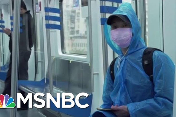 China Begins Easing Coronavirus Restrictions | Morning Joe | MSNBC