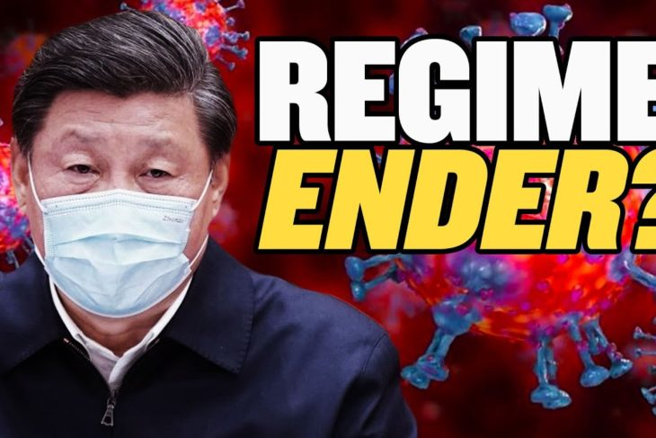 """A Regime Ender"": Coronavirus Impact on China 
