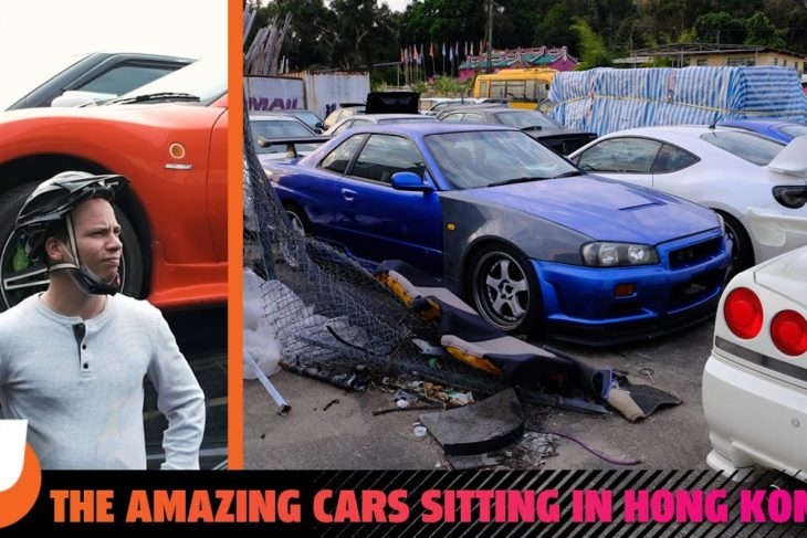 The Amazing Cars In Hong Kong's Scrapyards And Storage Lots