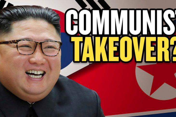 Could South Korea Fall to Communist North Korea?