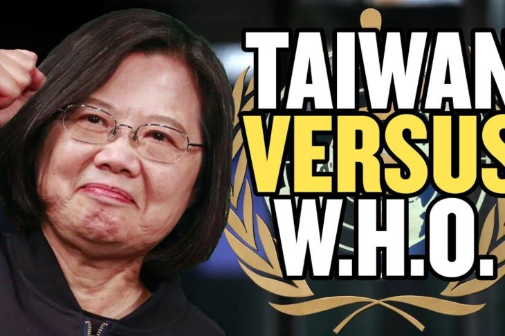 Taiwan Battles WHO and China Over Coronavirus