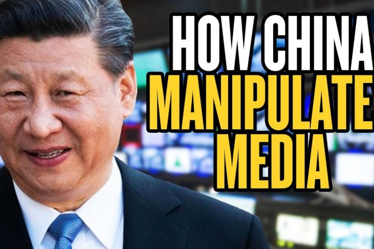 How China Manipulates the Media