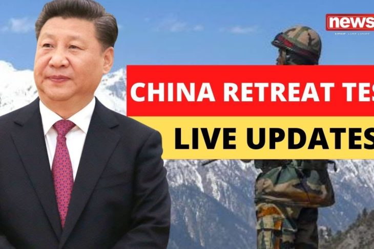 China Retreats from Galwan, Gogra & Hotsprings | PLA removes Tents and Structures
