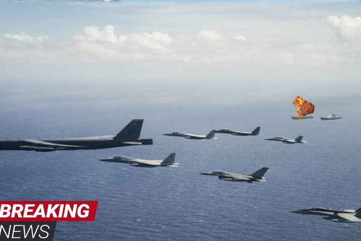 Trump sends B-52 Stratofortress to South China Sea in show of force to Beijing