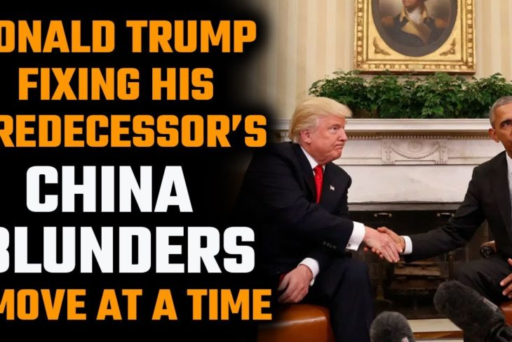 Tibet, Taiwan, Macau and many more – How Donald Trump is fixing the mistakes of his predecessors