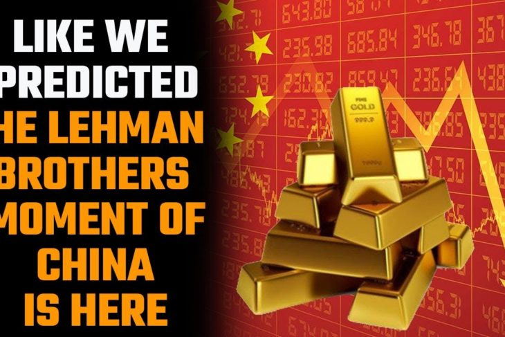 Gold Scam has begun a chain-reaction that China can't control. Its biggest shadow bank collapses