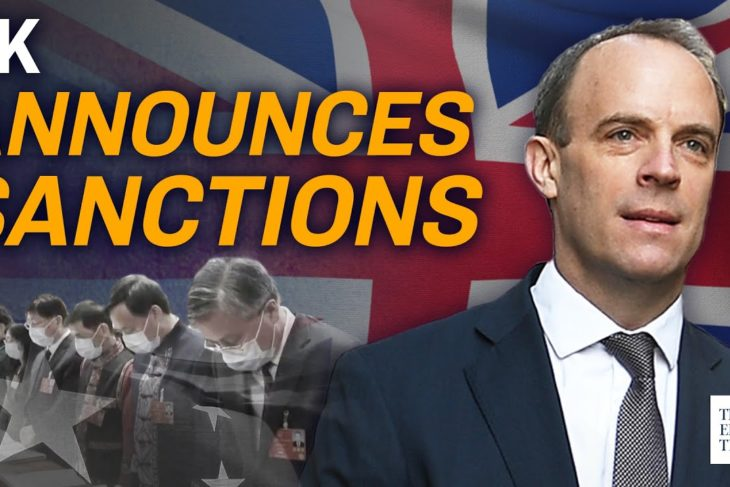 UK announces first sanctions against human rights violators | China | Human Rights