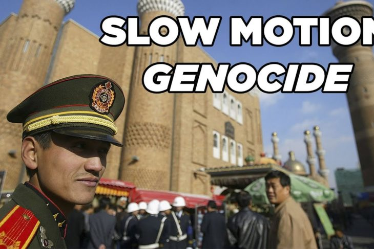 China's Slow Motion Uyghur Genocide | Arslan Hidayat