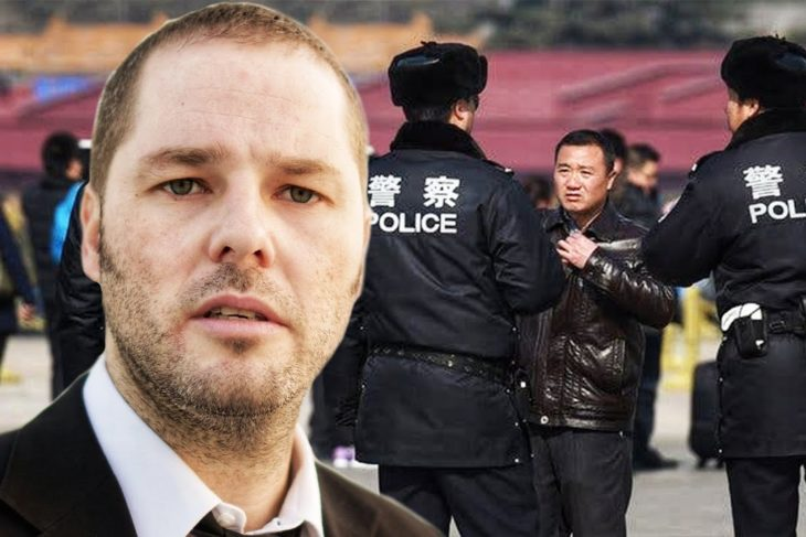 Chinese Police are SCARY and ABOVE the LAW!