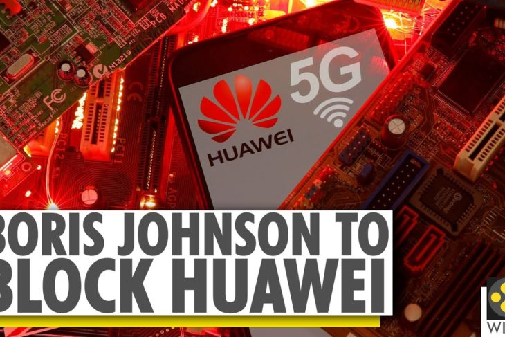 UK to end use of Huawei technology in its 5G network