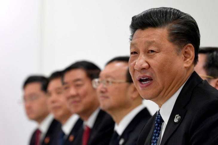 'Chinese President Xi is going back to the mold of Chairman Mao'