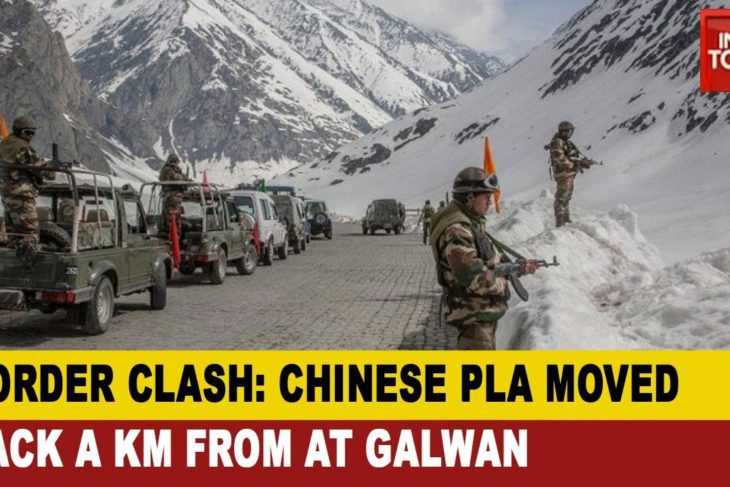 India-China Border Faceoff: Chinese De-Escalation And Disengagement At Galwan Valley