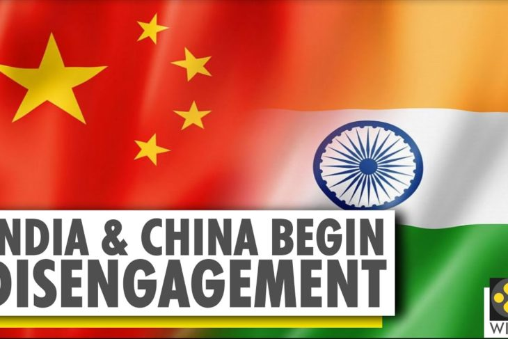 Chinese troops begin withdrawal from Indian territory | India-China