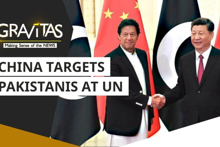 China asks Pakistan to declare some of its citizens as terrorists
