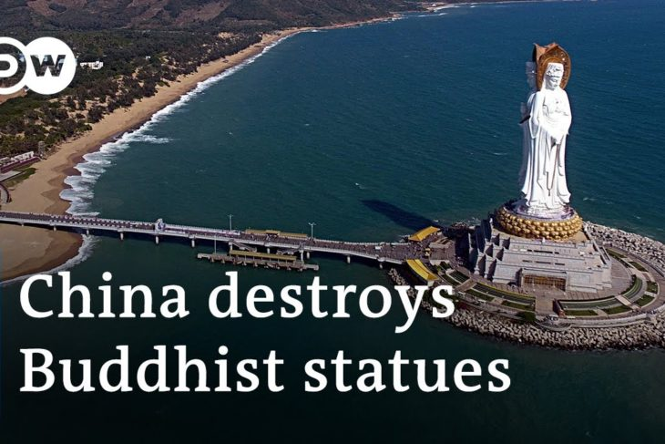 China: Crackdown on Buddhism