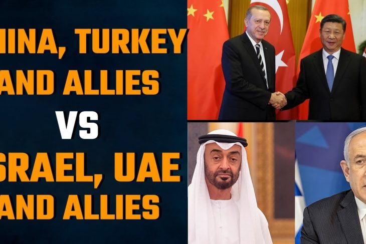 China's alliance with Turkey in West Asia is all set to be challenged by Israel, Saudi and allies