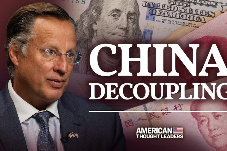 Should the U.S. Decouple from China?—Dave Brat on CCP Weakness, Hong Kong