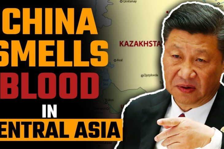 As Central Asia stands ravaged by Corona Virus, China pounces on it like a vulture