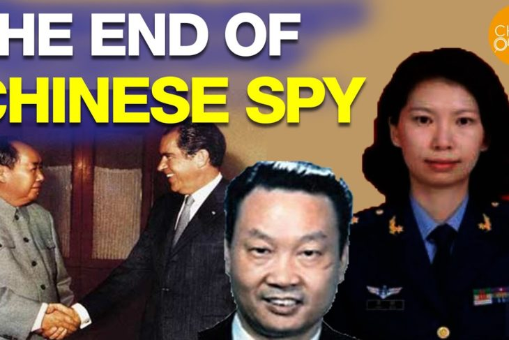 "The end of Chinese spy: ""The government is a lover of peace and has never sent any spy to the U.S."""
