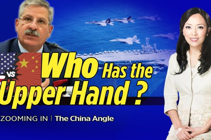 Who Has the Upper Hand on the South China Sea?