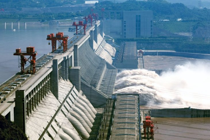 THREE GORGES DAM UPDATE – Internal Cavitation – Re-upload