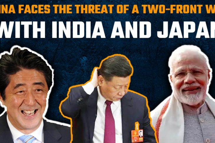 India has Japan's backing, unease hits Xi