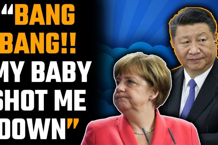 China writes a painful article about Germany's so called backstabbing