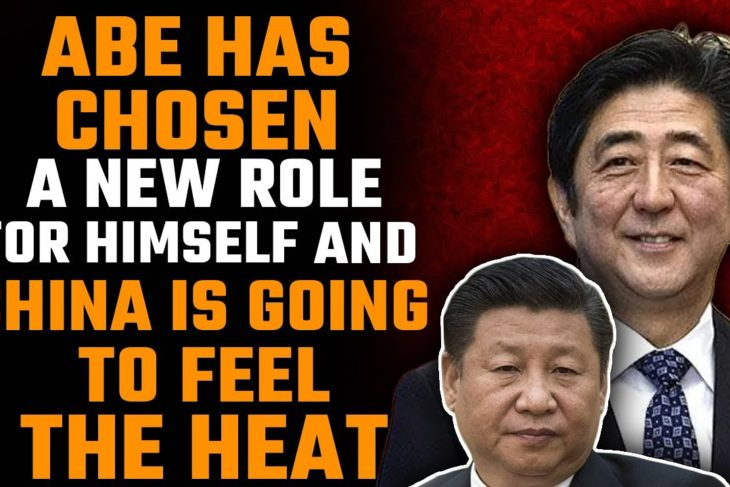 Retired Shinzo Abe is far more dangerous for Xi Jinping