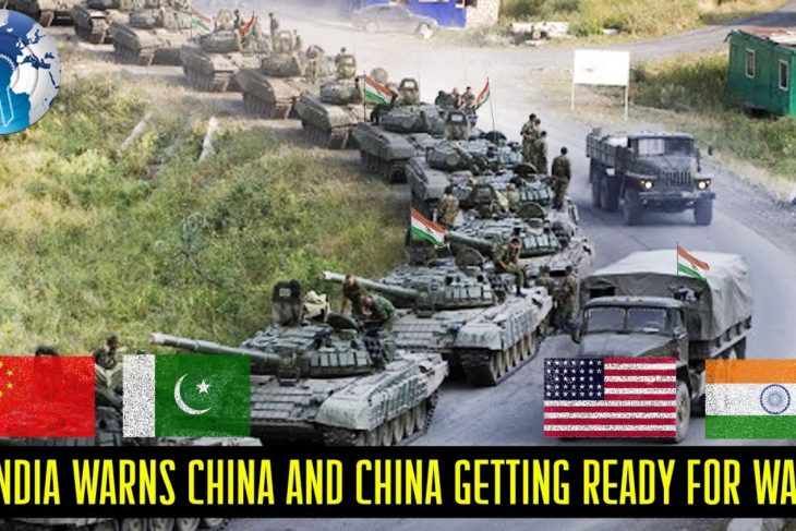 India Warns China that no one can stop India and China Readies for Battle