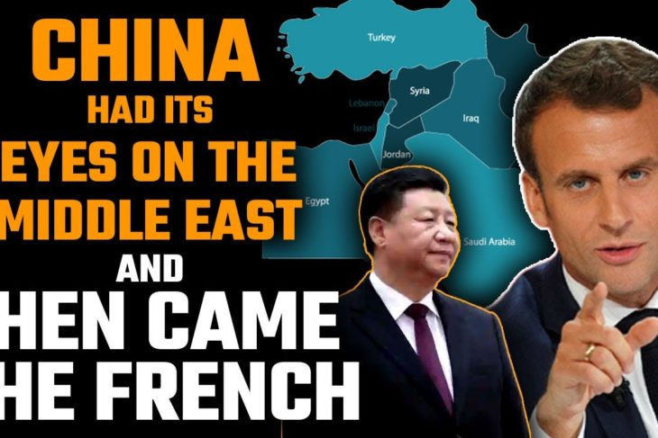 China's Middle Eastern dream and France's resistance